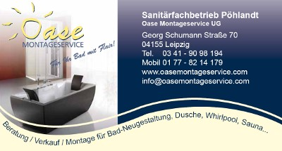 Oasemontageservice